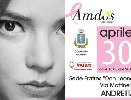 Ambulatorio ANDRETTA – 30 aprile 2021